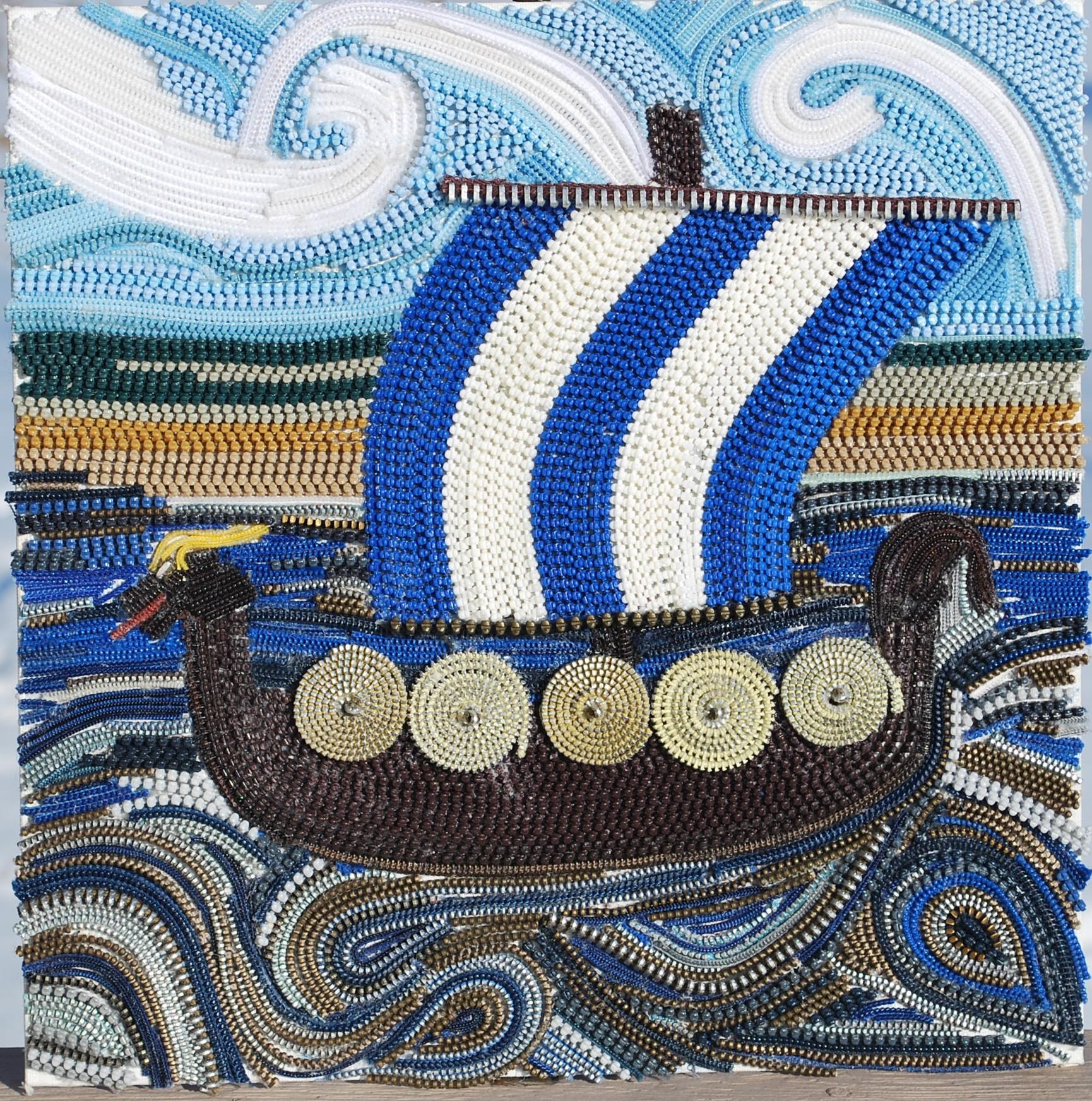Finnish Viking Ship